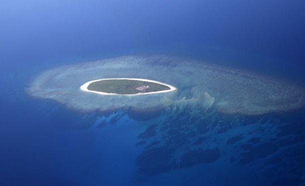 Kaakkois-Aasian maat ovat pitkään kiistelleet Etelä-Kiinan meren saarista.