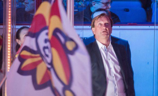 Jokerit pysyy Hjallis Harkimon sydämessä, vaikka puheenjohtaja ja pääomistaja myy osuutensa seurasta tämän vuoden aikana.