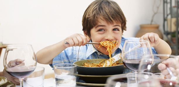 Eniten pastaa syödään edelleen Italiassa.