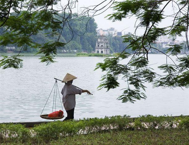 Vietnamin pääkaupunki Hanoissa hotellit ovat myös kärkiluokkaa.