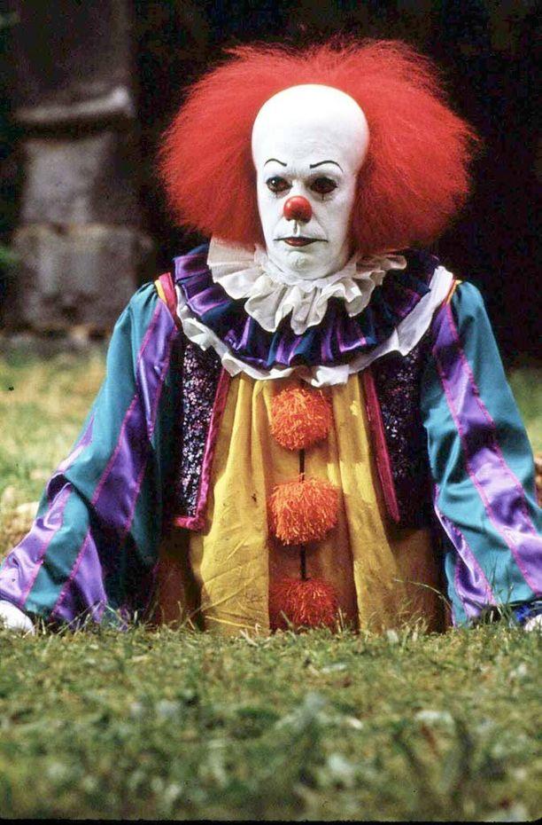 Stephen Kingin luomasta Pennywise-tappajaklovnista nähdään päivitetty versio ensi syksynä, kun Se-romaanista tehdään uudelleenfilmatisointi.