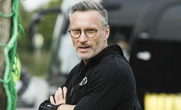 Sixten Boström on valmentanut useaa seuraa Veikkausliigassa.