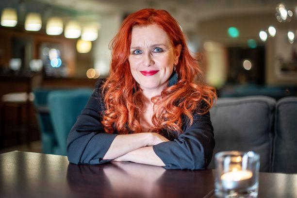 Kirsi Ylijoki on tunnettu suomalainen näyttelijä.