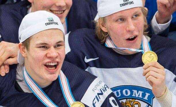 ISS ennakoi Jesse Puljujärvestä NHL:n kakkosvarausta.