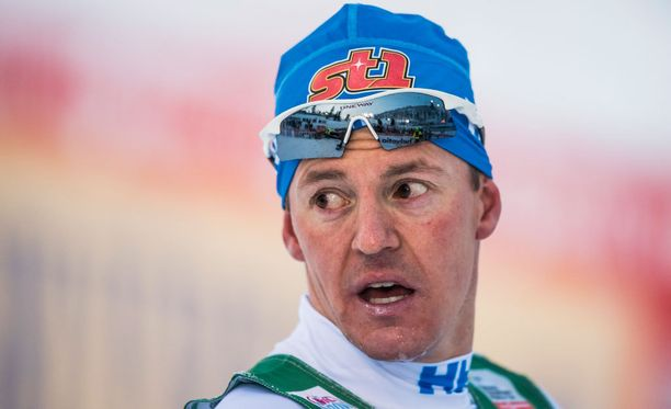 Sami Jauhojärvi voitti 15 kilometrin perinteisen SM-kultaa.