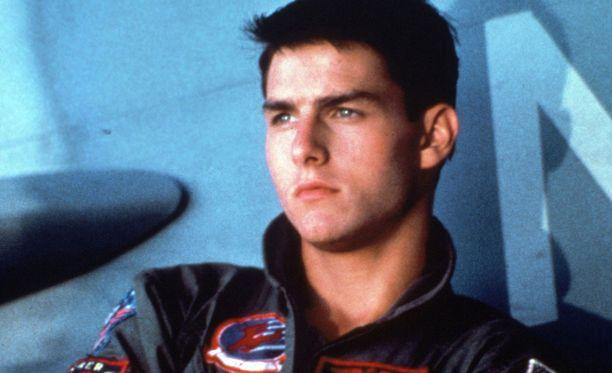 Rooli Maverick-hävittäjälentäjänä on yksi Tom Cruisen uran legendaarisimpia.