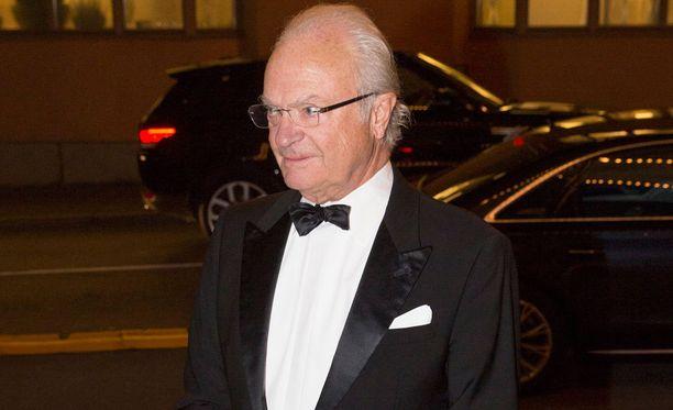 Kaarle XVI Kustaa on ollut Ruotsin kuningas vuodesta 1973.