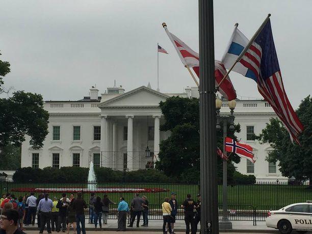 Obama isännöi Pohjoismaiden päämiesten huippukokousta perjantaina Washingtonissa.