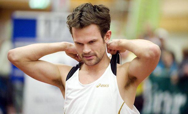 Stefan Holm ylitti korkeuden 230 senttiä urallaan yli sata kertaa.