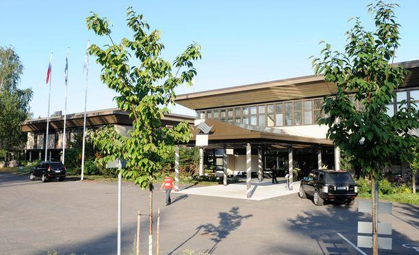 Långvik Congress Wellness Hotel sijaitsee Kirkkonummella.