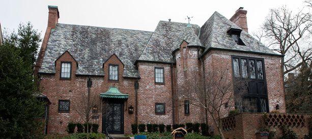 Tämä on nyt Michelle ja Barack Obaman oma talo.