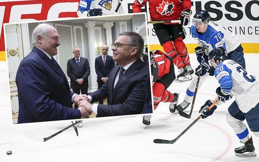 Suomi vastustaa jääkiekon MM-kisojen pelaamista Valko-Venäjällä – tuleeko MM-kupla Suomeen? Tässä vaihtoehdot kisaisänniksi