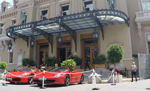 Monte Carlon kasino on legendaarinen paikka - ja legendaariset ovat hinnatkin.