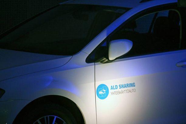 Car sharing, yhteiskäyttöauto, voi jatkossa korvata yritysten omia autoja tai työntekijöiden km-korvausajoja.