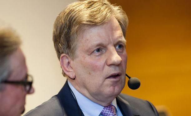 Esko Aho on pääministeri Juha Sipilän yksi merkittävimmistä neuvonantajista.