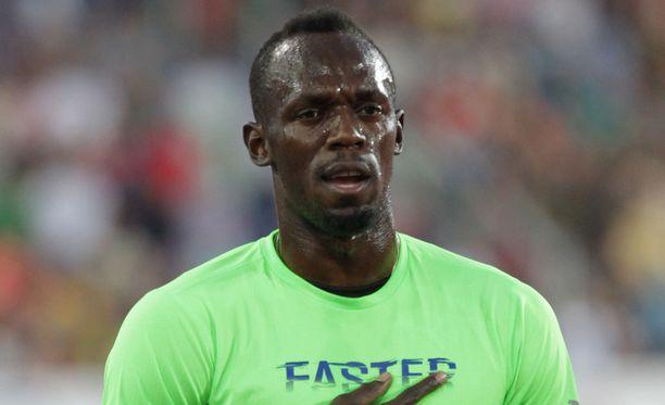 Usain Bolt haluaa lopettaa voittajana.