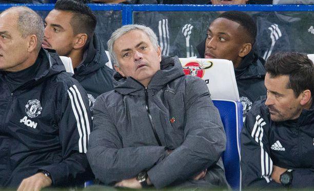 José Mourinhon manageroiman Manchester Unitedin pelaajatarkkailija erehtyi ottelupaikkakunnasta.