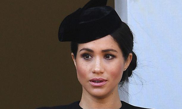 Herttuatar Meghanista on tullut pelätty hahmo kuudessa kuukaudessa Buckinghamin palatsissa.