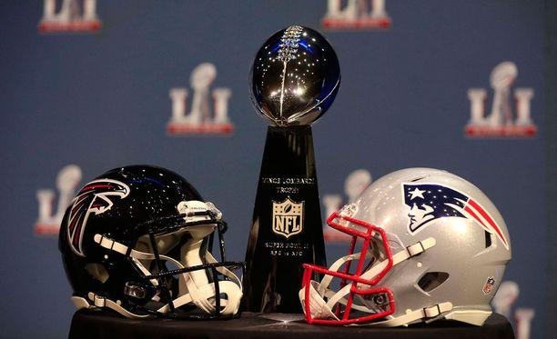 Super Bowl on supersuosittu vedonlyöntikohde.