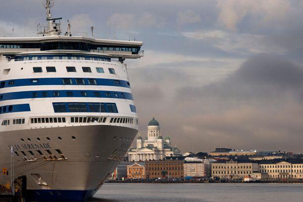 Ruotsin- ja Tallinnan-laivoille mahtuu vielä talvilomaviikoillakin. Osa hyttiluokista on kuitenkin myyty loppuun.