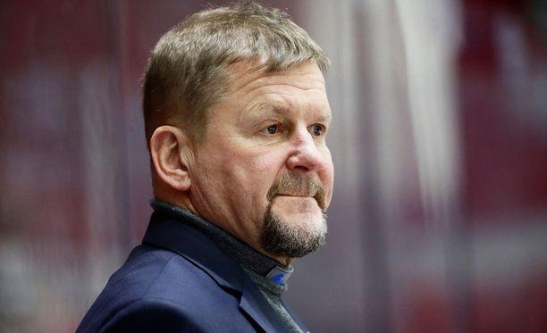 Kari Heikkilän Lukko ei anna Tapparalle ylivoimahyökkäyksiä.