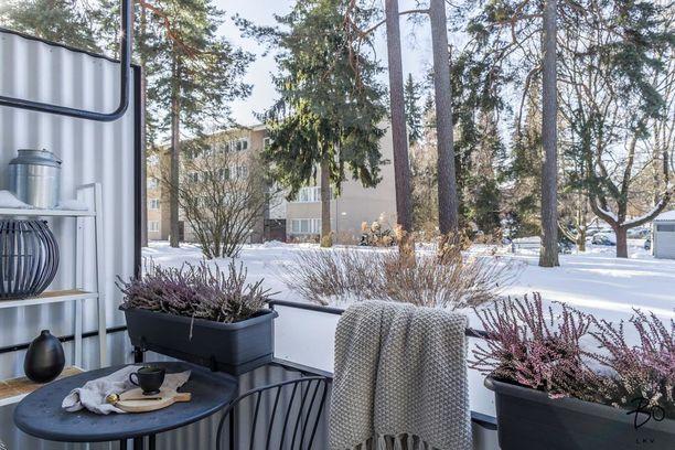 Oulunkylästäkin etsitään paljon kerrostaloasuntoja, joissa olisi parveke.