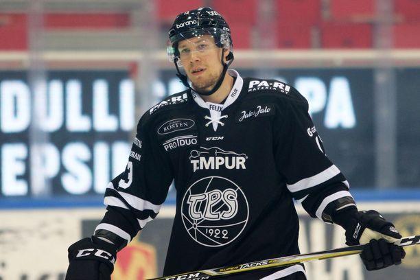 Petteri Wirtanen palaa TPS:n riveihin.