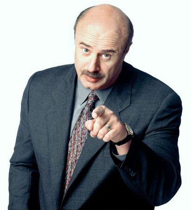 Dr. Phil on mainettaan viisaampi.