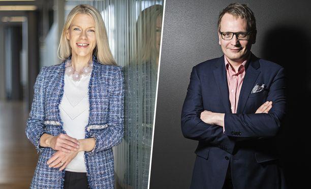 Erja Yläjärvi siirtyy Hufvudstadsbladetin päätoimittajaksi. Perttu Kauppinen toimii jatkossa Iltalehden vt. päätoimittajana.