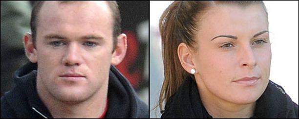 Yrityksestä huolimatta Rooneyt eivät onnistu pitämään kulisseja yllä. Pariskunnan välit ovat yhä kireät.