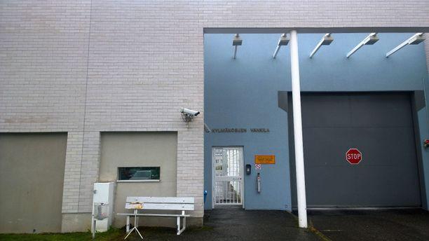 Vankeusvanki on karannut Kylmäkosken suljetusta laitoksesta.