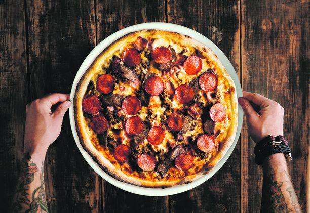 Kotipizza ja Ruohonjuuri ovat mukana erityisessä kampanjassa, joka alkaa maanantaina 24.9.