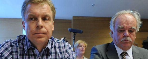 Jari Räsänen ja asianajaja Jaakko Jyrälä valittavat dopingratkaisusta hovioikeuteen.