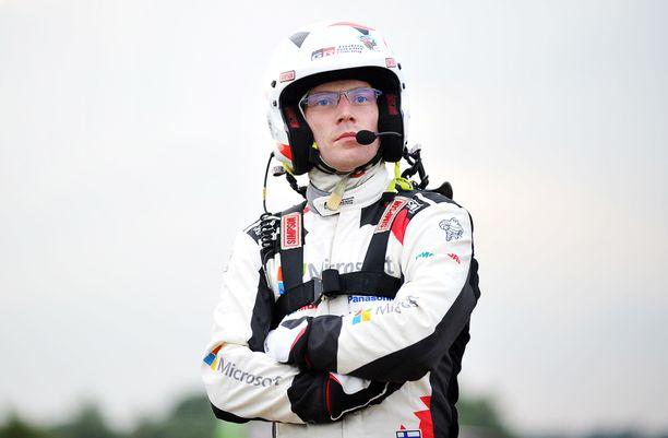 Jari-Matti Latvala janoaa vielä paikkaa WRC-ympyröissä.
