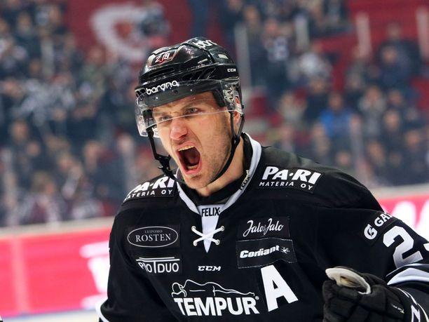 Jonne Virtanen kuuluu Marko Anttilan faneihin.