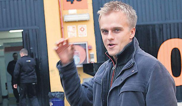 MUUTTO EDESSÄ Heikki Kovalainen on seuraava Sveitsiin muuttava formulakuljettaja.