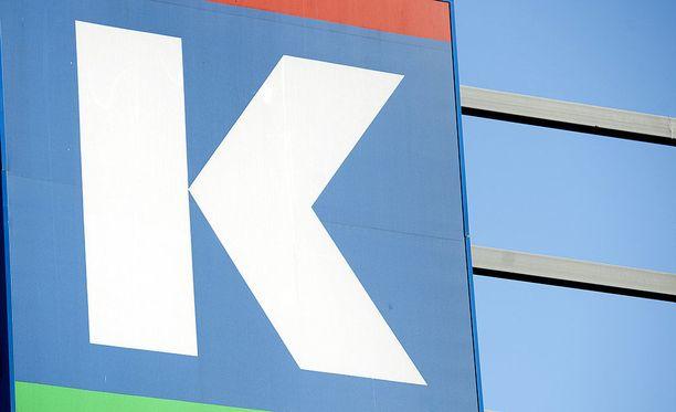 K-ryhmän tuotteet palaavat Pietariin. Kuvituskuva.