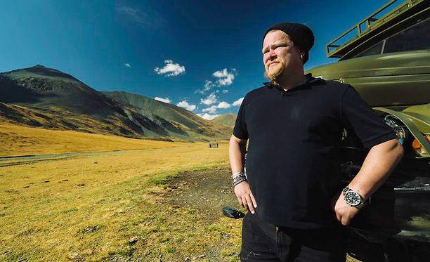 Ville Haapasalon uusi matkailuohjelma Altai 30 -päivässä alkaa 26. huhtikuuta kello 21.00. Sarjassa seikkaillaan Kaakkois-Venäjällä, neljän maan rajalla Altai-vuoristossa.