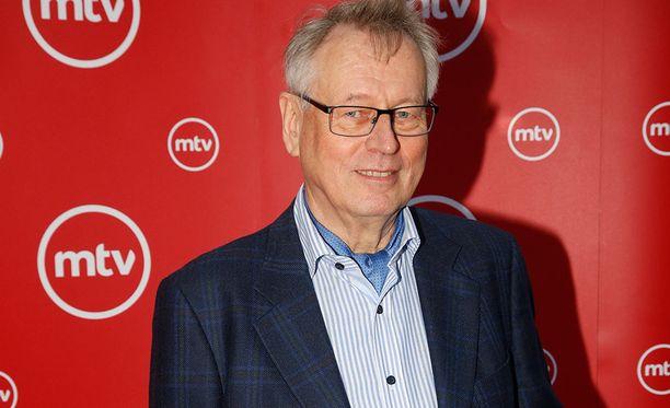Urpo Martikainen on kirjoittanut myös kaksi kirjaa.