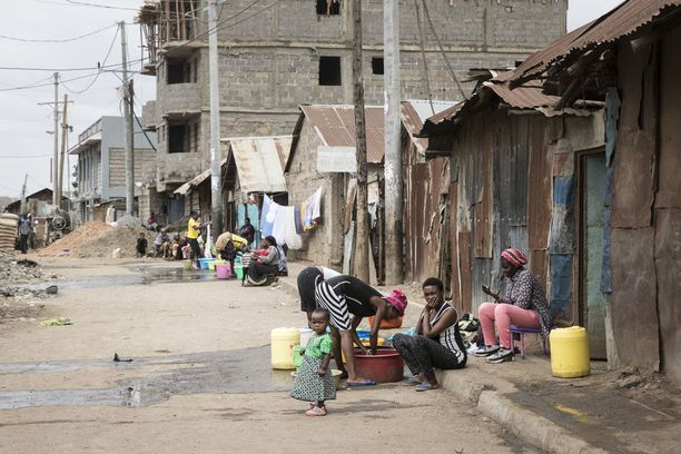Korogocho on yksi Kenian pääkaupungin Nairobin suurimmista slummeista. Alueella asuu noin 200 000 ihmistä.