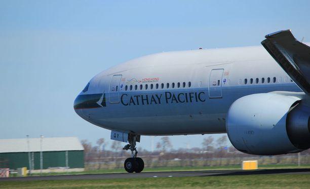 Cathay Pacific -lentoyhtiön lentoemännät ovat vaatineet vuodesta 2014 univormun uudelleensuunnittelua.