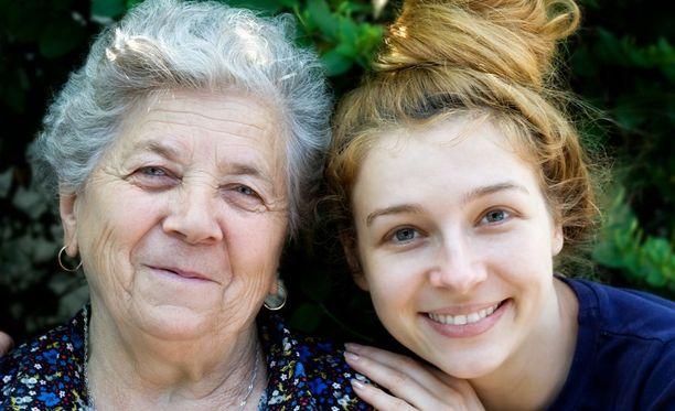 Vanhenemista ei voi välttää, mutta suhtautuminen siihen on itsestä kiinni.