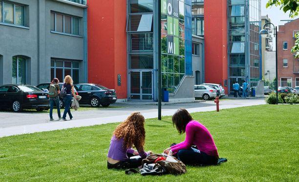 Opiskelijoille halutaan lisää kansainvälisyyttä opintoihin.