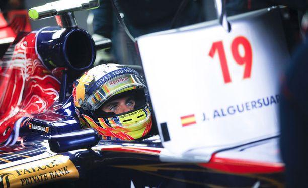 Jaime Alguersuarin parhaaksi GP-sijoitukseksi jäi seitsemäs.