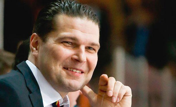 Charles Bertrandin suoritus sai Tomek Valtosen hymyilemään.