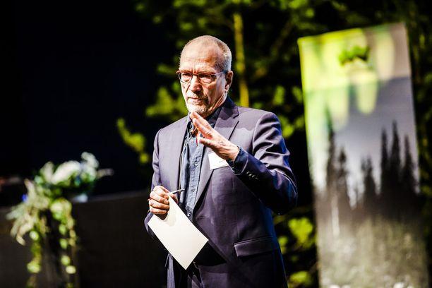 Lapin metsätalouspäivät Rovaniemellä, Europarlamentaarikko Nils Torvalds