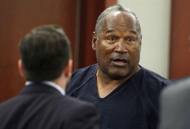O. J. Simpson tuomittiin vuonna 2008 useista rikoksista. Häntä syytettiin myös 1990-luvulla vaimonsa ja tämän rakastajan murhasta.