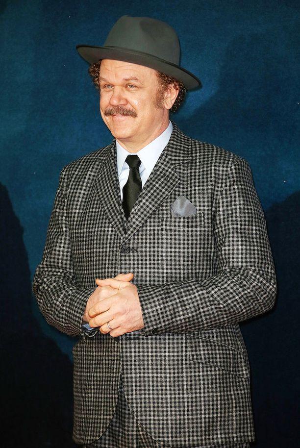 John C Reilly tunnetaan muun muassa elokuvista Chicago ja Tunnit.