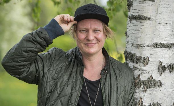 Jaajo Linnonmaa juhli useaan otteeseen nelikymppisiään.