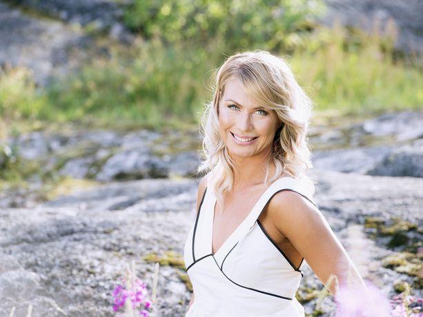Heidi Suomi kesällä 2016.